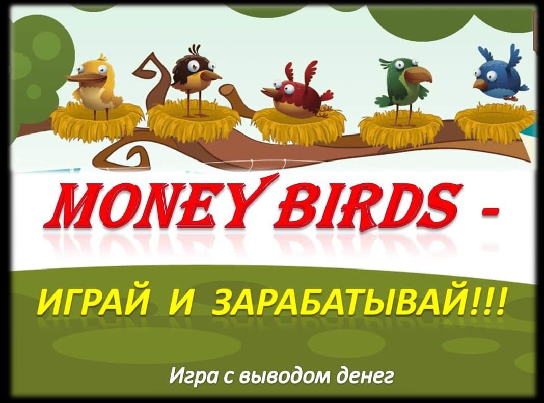 Заработок на экономической игре Money Birds