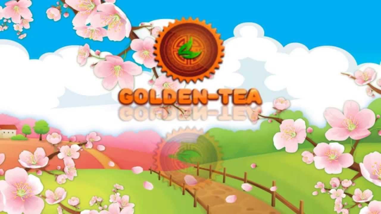 Заработок в игре Golden Tea