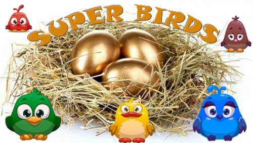Заработок на Super Birds