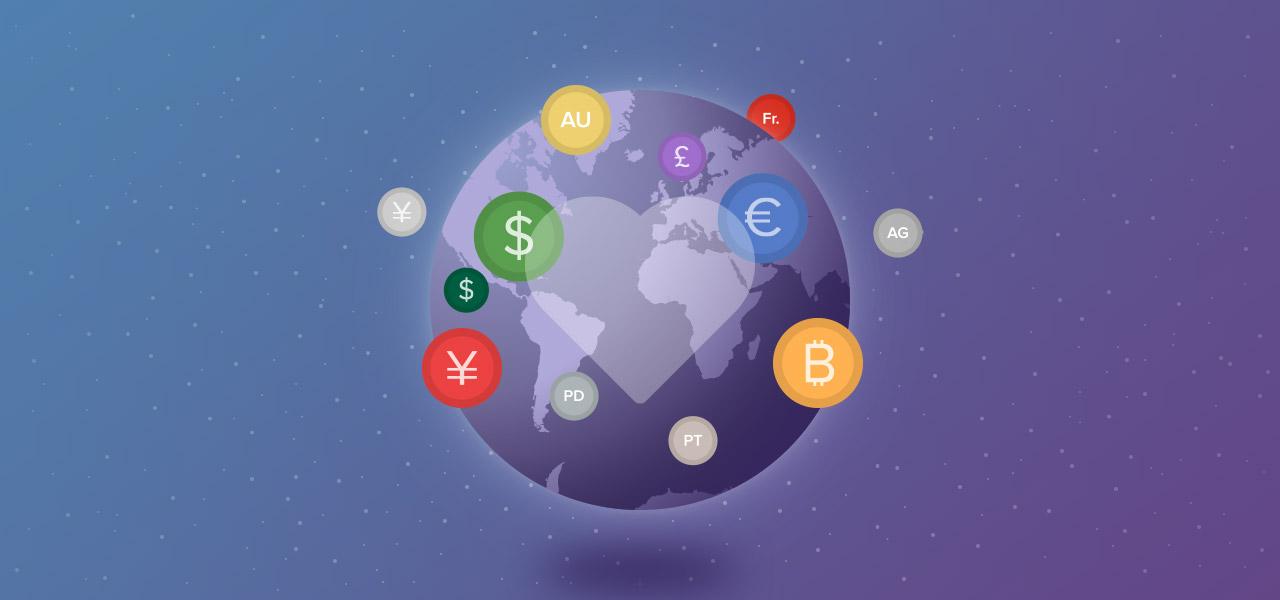 Обмен электронной валюты с Changemoney