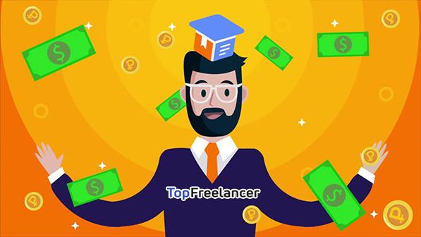 TopFreelancer – новая биржа фриланса для профессионалов